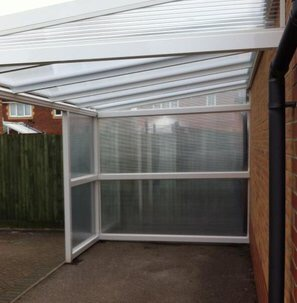 Sides for your canopy now available & Sides for your canopy now available - LuMac Canopies