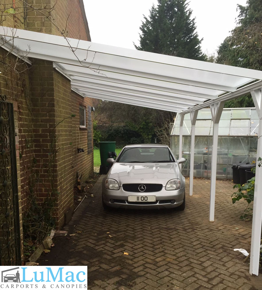 Carports and canopies canopy for driveway for Car lean to