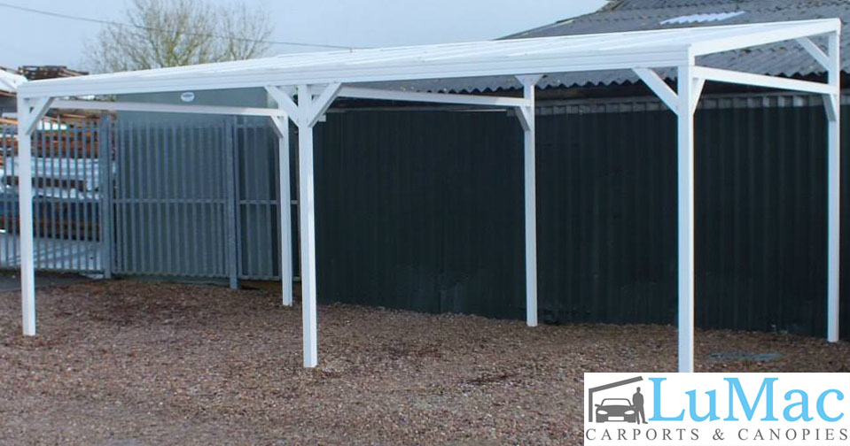Freestanding Carport