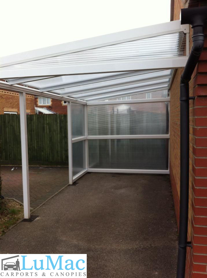 Driveway Canopy