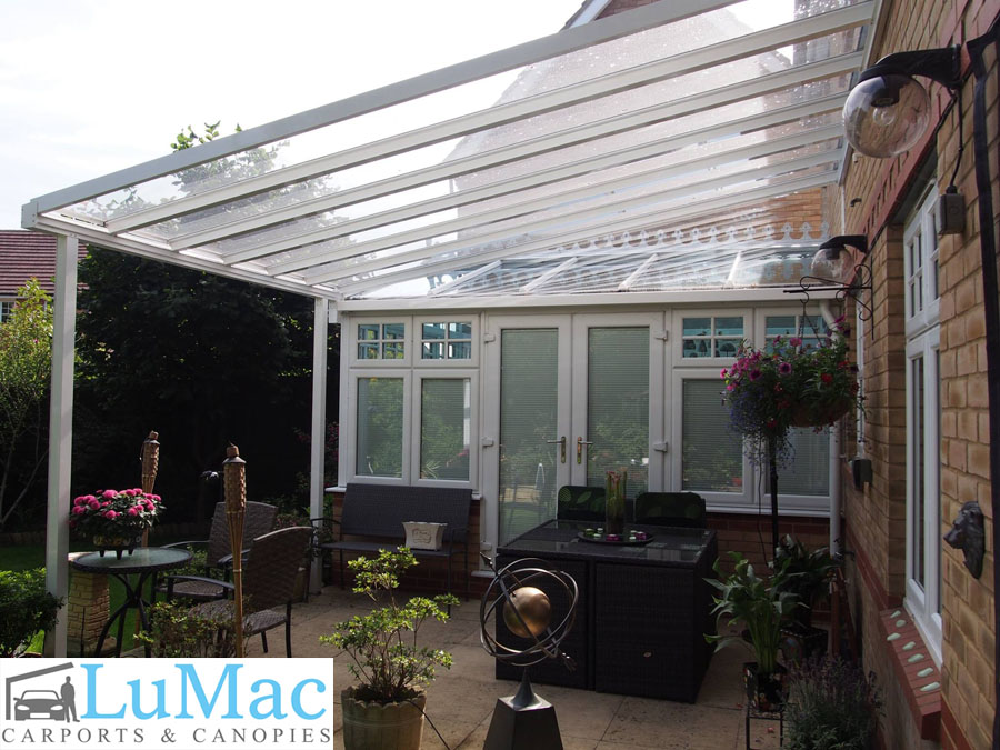 Patio Canopy | Clear as Glass Canopies