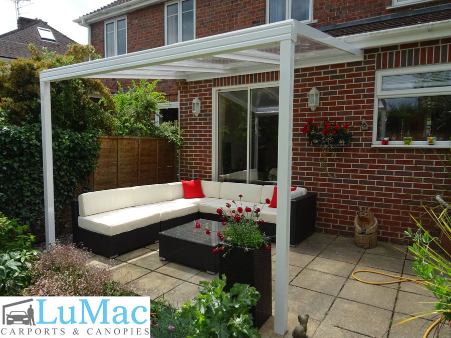 Patio Canopy Clear As Glass Canopies