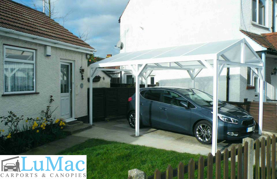 Freestanding Gable Carport