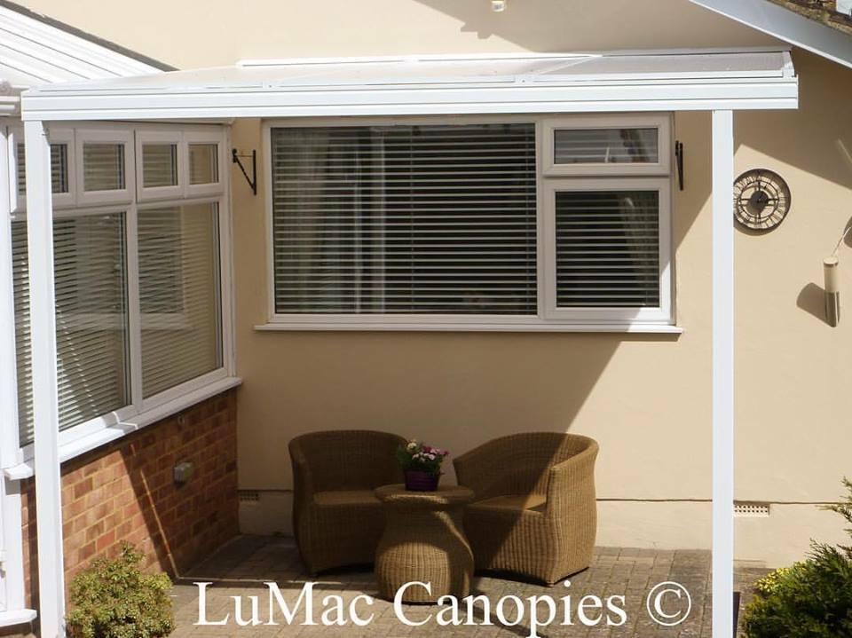 Easy Garden Canopy