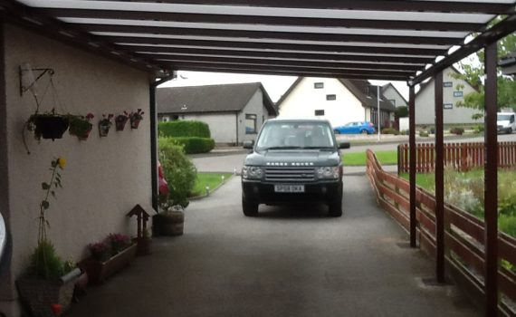 brown carport 1