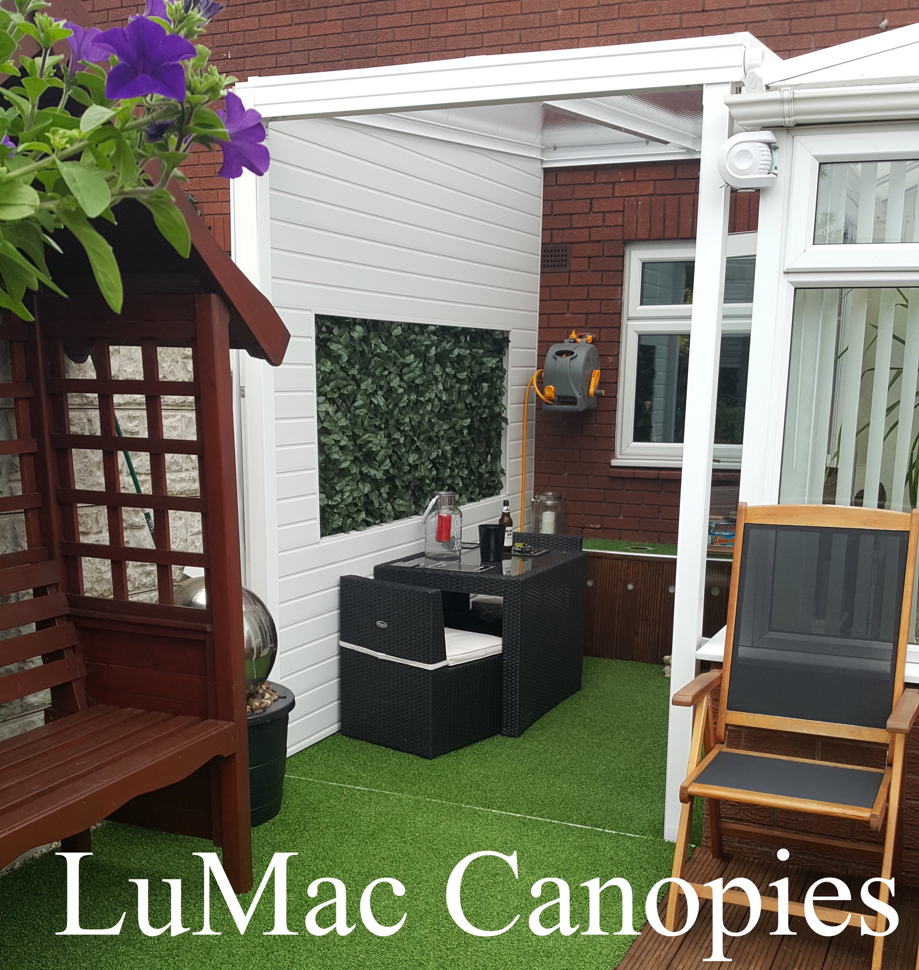 Add An Extra Room To My House Lumac Canopies