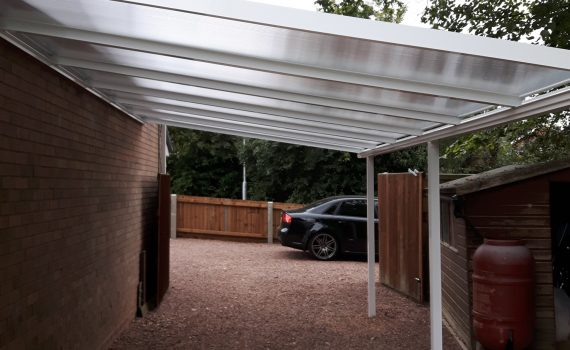 Vehicle Carport