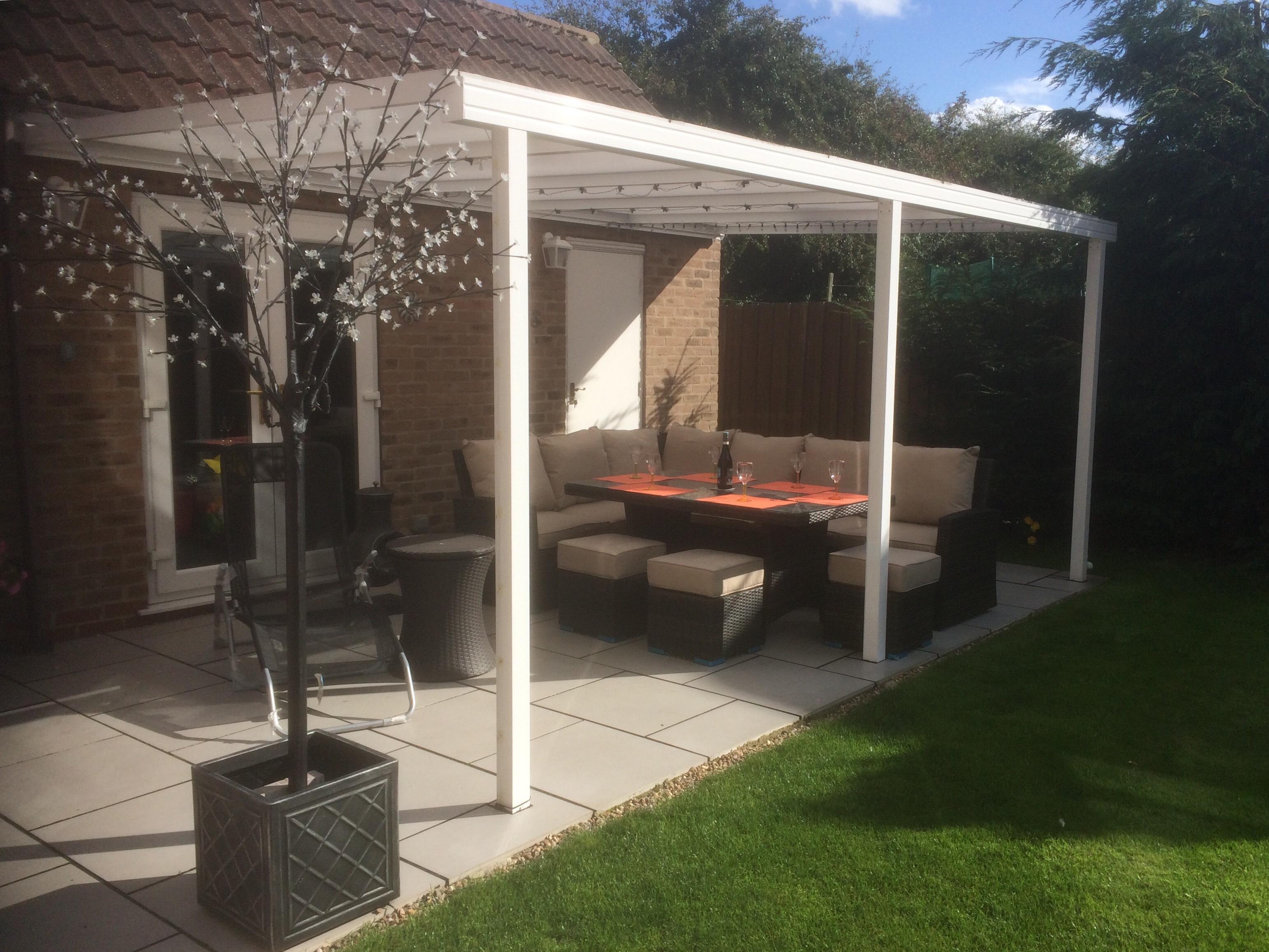 Stylish Garden Canopy