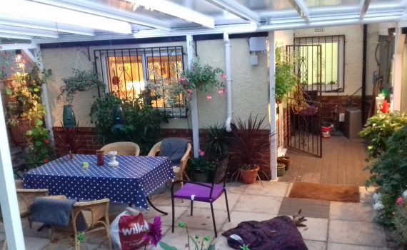 Garden Patio Canopy