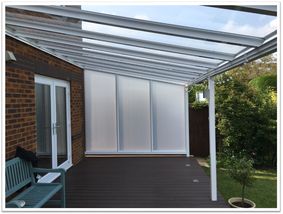 Canopy Carport sides & Enclosures
