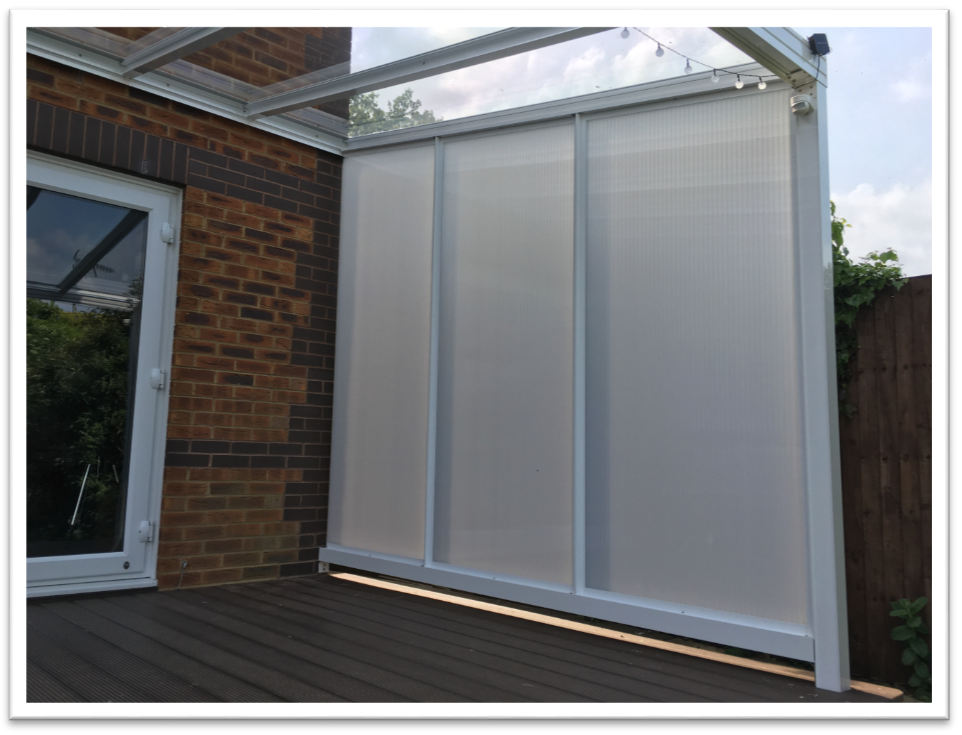 Canopy Carport Sides Amp Enclosures Create An Enclosed