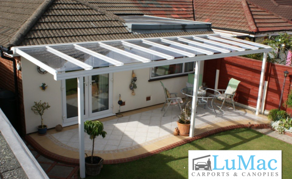 Glass Veranda Bedford