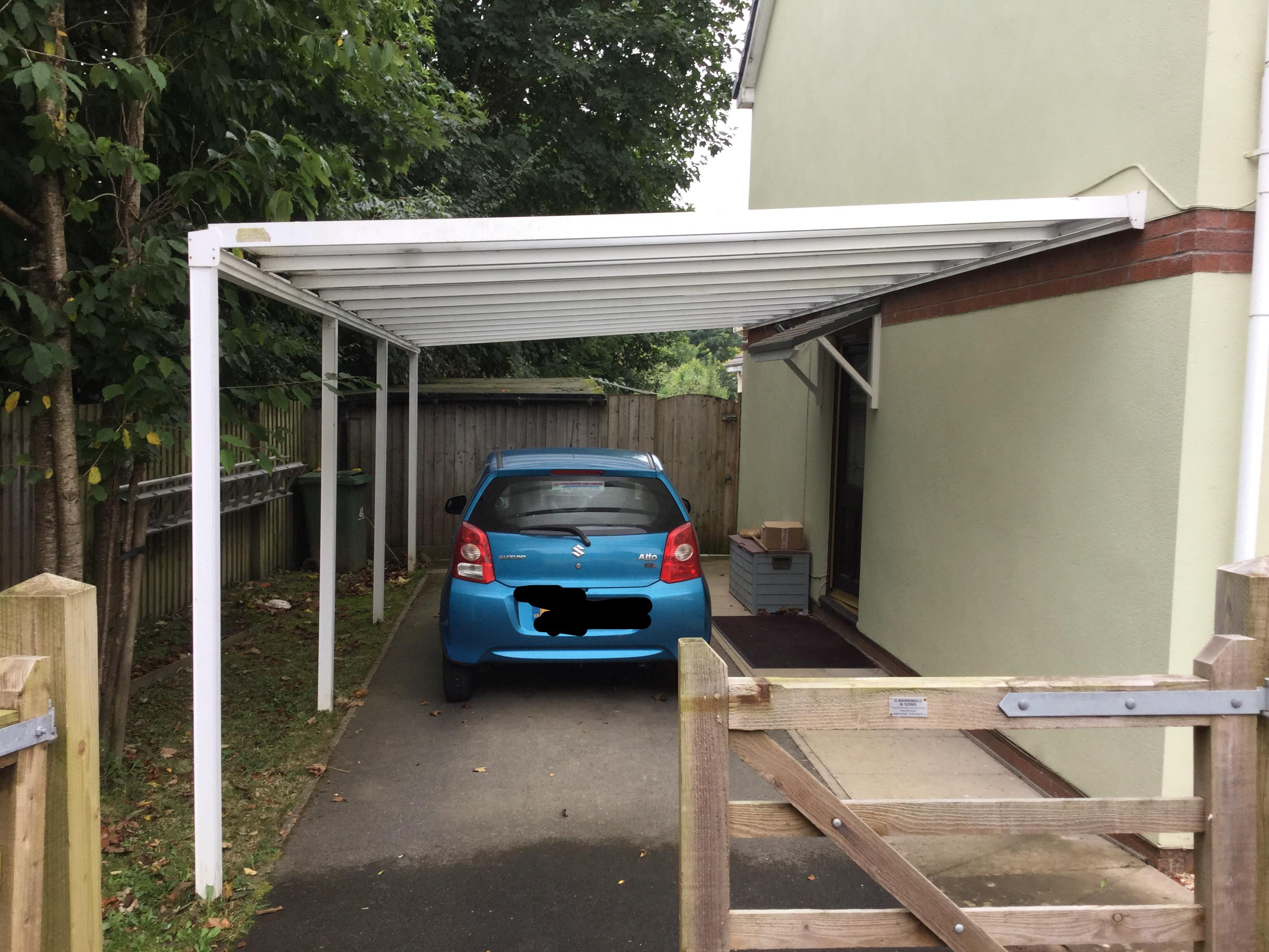 driveway carport review