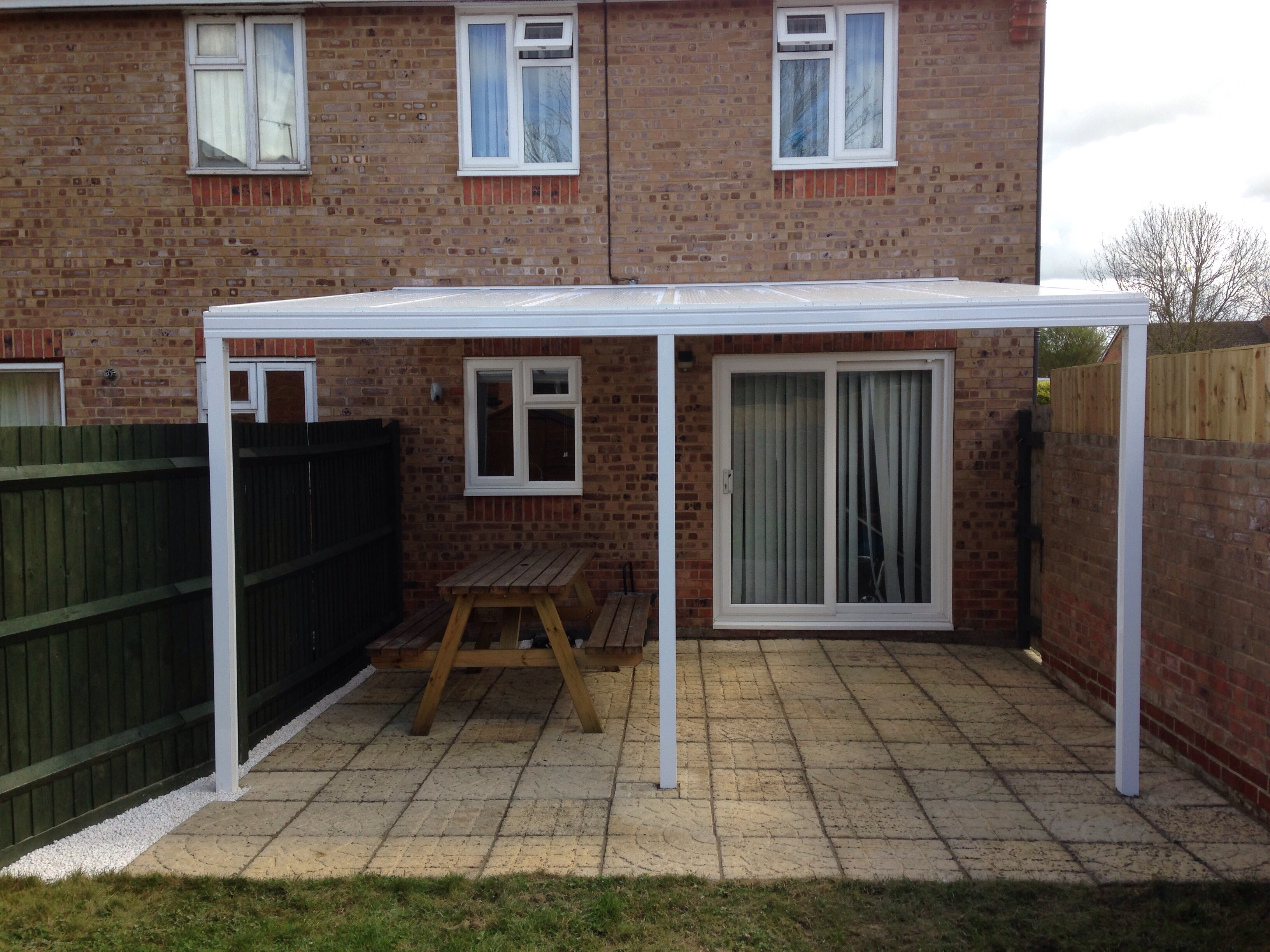 Wallingford garden canopy, Wallingford patio, Wallingford garden ideas