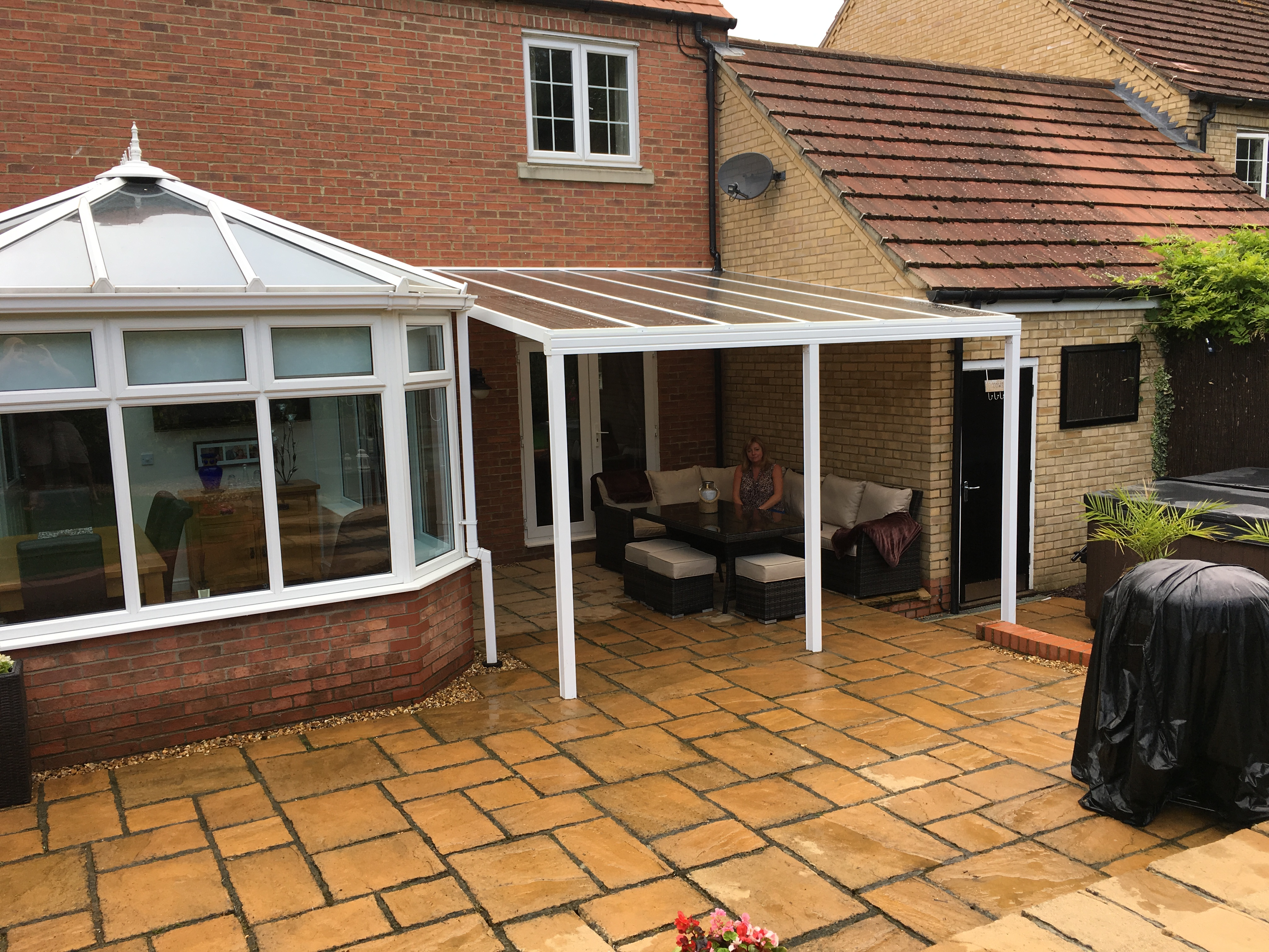 open conservatory